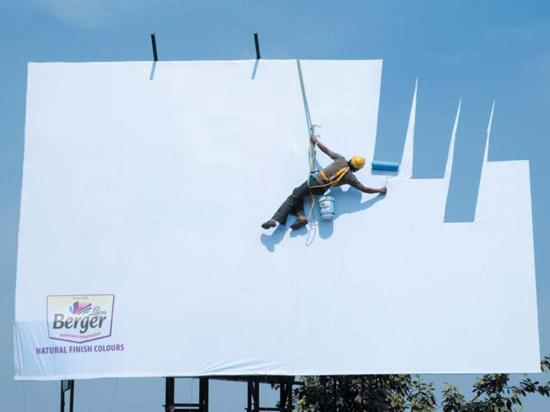 国外创意户外广告设计作品欣赏